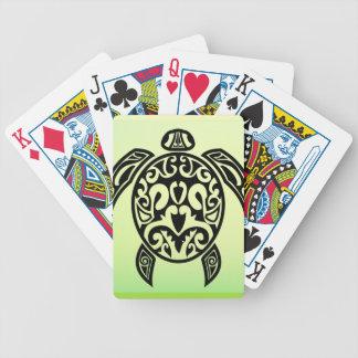 VectorPortal-Turtle-Tattoo-Vector.ai Spelkort