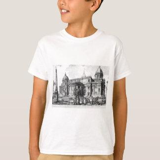 Vedute di Roma av Giovanni Battista Piranesi T Shirts