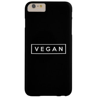 vegan. barely there iPhone 6 plus fodral