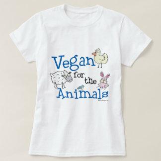 Vegan för djurT-tröja T-shirt