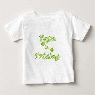 Vegan i utbildning t-shirt