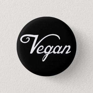 Vegan Mini Knapp Rund 3.2 Cm