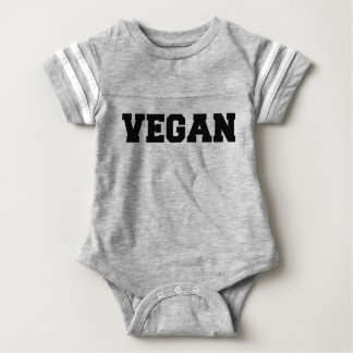 veganjumper för bebis tröjor