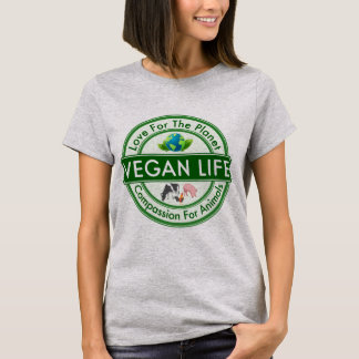 VeganlivT-tröja T Shirts