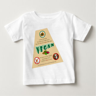 VeganT-vinkel-trans. T Shirts