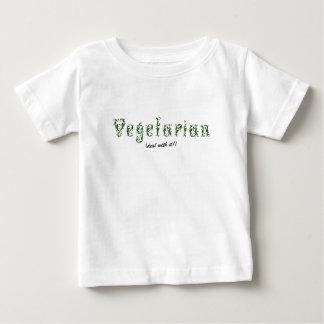 Vegetarian - avtal med det! tröja