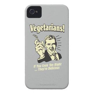 Vegetarian: De är läckra iPhone 4 Skal