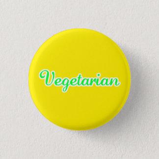 Vegetarian knäppas mini knapp rund 3.2 cm
