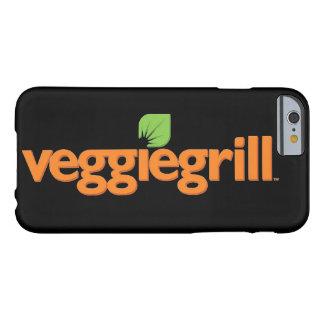 Veggie grillar fodral för iPhone 6 (svarten) Barely There iPhone 6 Fodral