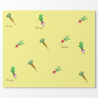 Veggiesjal Presentpapper