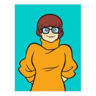 Velma poserar 16 vykort