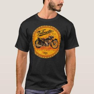 Velocette motorcyklar tee shirt
