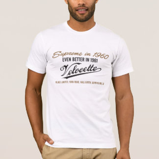 velocette t shirts