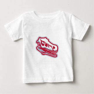 Velociraptorrovfågelskalle Tee Shirts