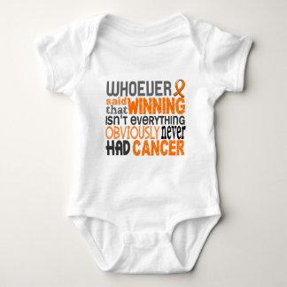 Vem som sade Leukemia Tee Shirt