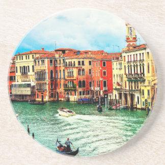 Venedig - italien underlägg sandsten