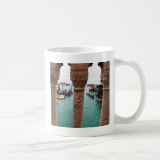 Venedig italien vit mugg