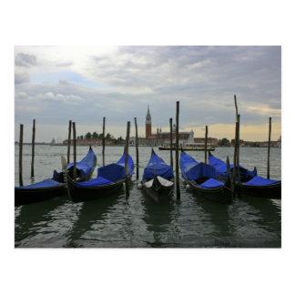 Venedig italien vykort