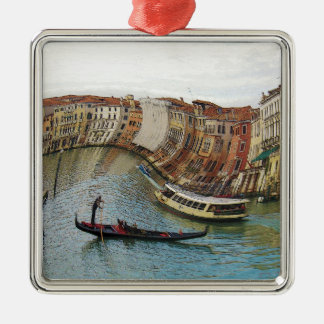 Venedig italiengåvor och mobil cases julgransprydnad metall