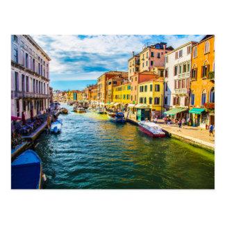 Venedig italienvykort vykort
