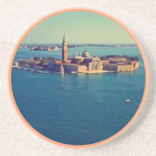 Venedig kustfartyg underlägg sandsten
