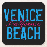 Venedig strand Kalifornien