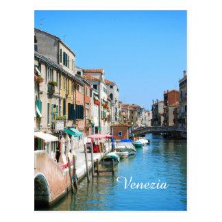 Venedig vykort