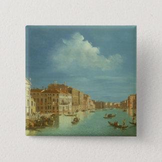 Venetian beskåda, det 18th århundradet standard kanpp fyrkantig 5.1 cm