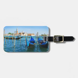 Venetian Laguna bagagemärkre Bagagebricka
