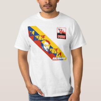 VENEZUELA BOLIVARIANA TEE SHIRT