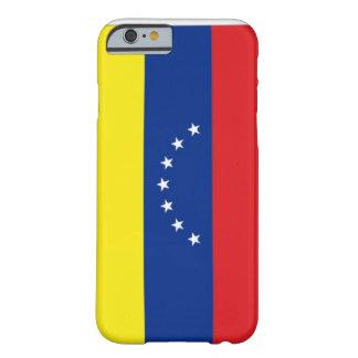 Venezuela flagga barely there iPhone 6 skal