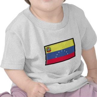 Venezuela flagga t-shirts