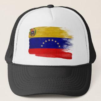 Venezuela flaggatruckerkeps truckerkeps