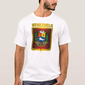 """Venezuela guld"" skjortor Tee"