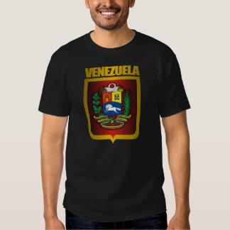 """Venezuela guld"" skjortor Tshirts"