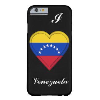 Venezuela venezuelansk flagga barely there iPhone 6 skal