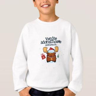 Venite Adoremoose T Shirt
