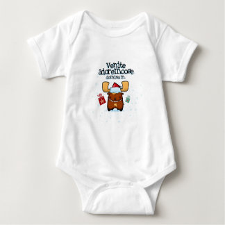 Venite Adoremoose T-shirts