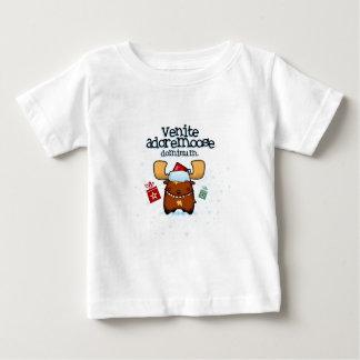 Venite Adoremoose Tshirts