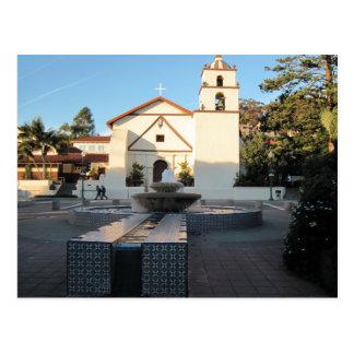 Ventura beskickning från mall över huvudsaklig St. Vykort