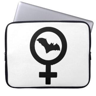 Venus fladdermöss laptop fodral