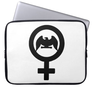 Venus örn laptop sleeve