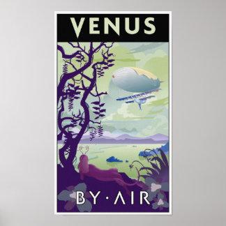 Venus vid luft print