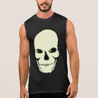 Verdes för Camiseta skalleojos Sleeveless T-shirts