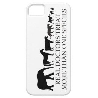 Verklig art än en för fest för doktorer (Vets) mer iPhone 5 Cover