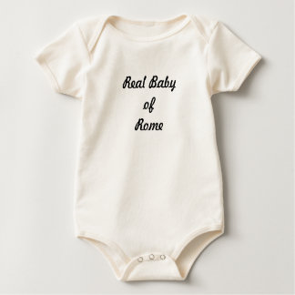 Verklig baby av Rome: En underbar gåva! Body