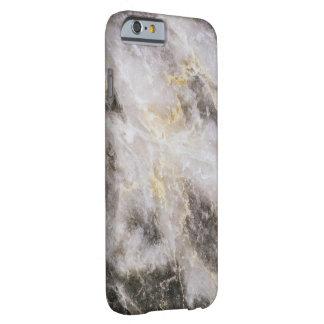 Verklig marmorstruktur barely there iPhone 6 skal
