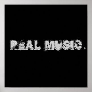 Verkliga Music® Poster