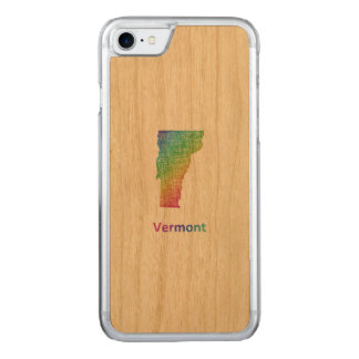 Vermont Carved iPhone 7 Skal