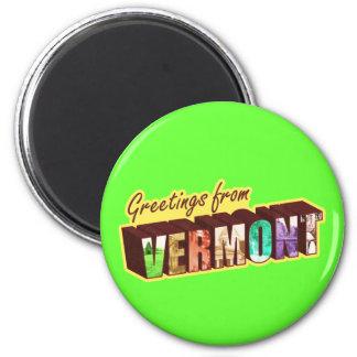Vermont `, magnet